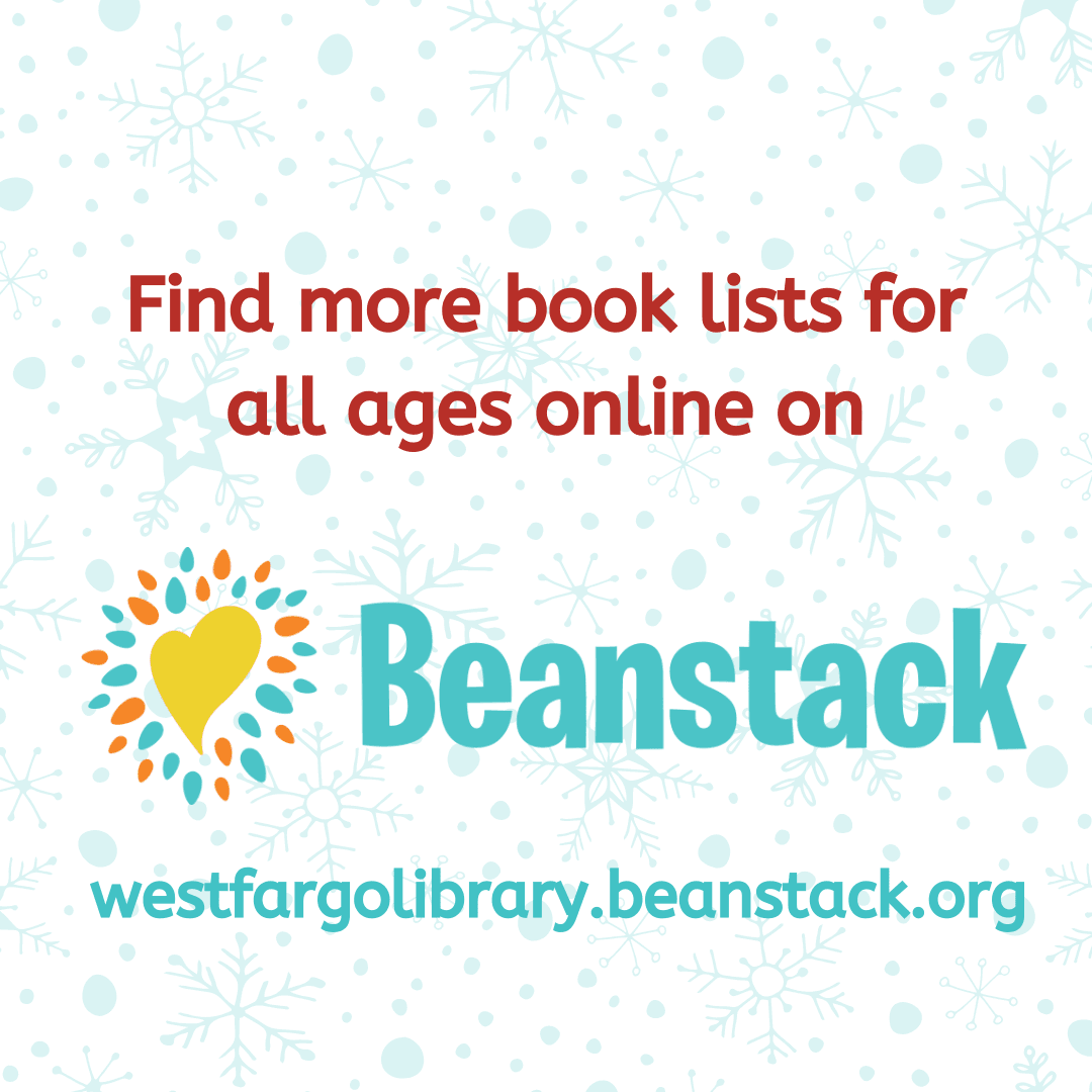 Find more book lists online on Beanstack